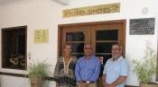 Jesuíno Simões homenageado com sala no Cineteatro de Viana do Alentejo (c/fotos)