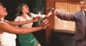 Homem baleia ex-mulher e sogra deixando-as em estado grave e coloca-se em fuga, em Reguengos de Monsaraz