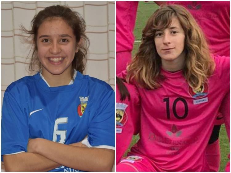Mais uma alentejana Raquel Mendes que se junta à calipolense Matilde Mourato na Seleção Nacional