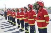Bombeiros de Sousel lançam campanha de reciclagem de eletrodomésticos para um novo carro de combate a incêndios