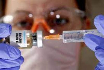 Covid 19 - Todas as faixas etárias já têm 85% da população com vacinação completa