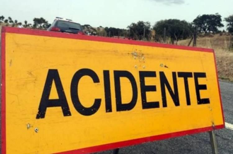 Despiste de carro faz um ferido em Montemor-o-Novo