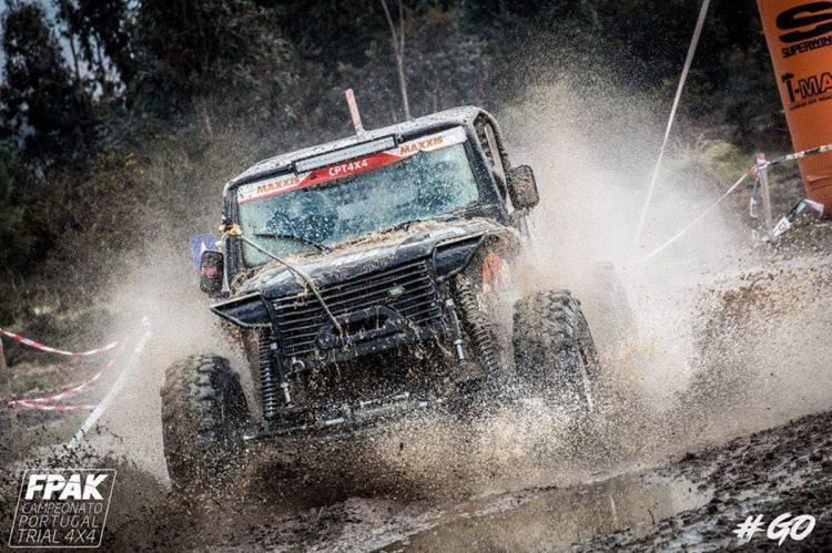 Reguengos de Monsaraz recebe segunda prova do Campeonato de Portugal de Trial 4x4