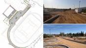 Município de Fronteira requalifica acessos à Zona Desportiva