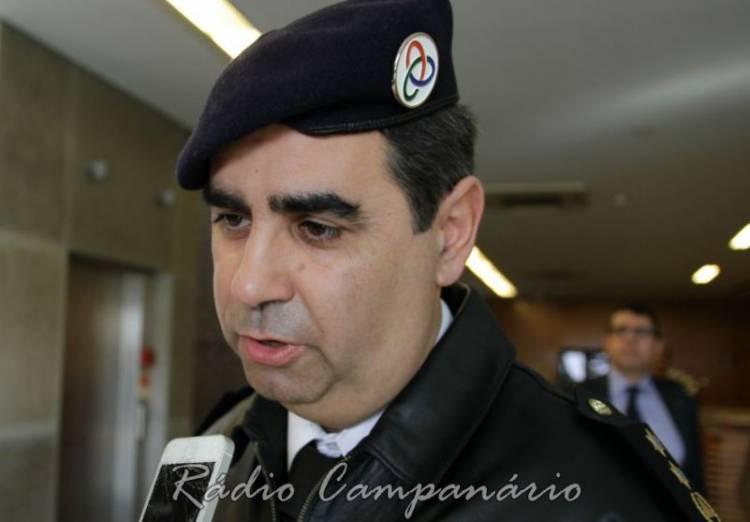 """Plano de combate aos incêndios de Évora prevê mais 2 helicópteros """"que não existiam em 2017"""", diz José Ribeiro (c/som)"""