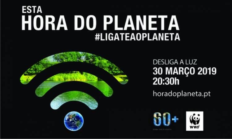 Avis participa na Hora do Planeta