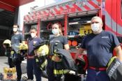 Sines: Bombeiros reforçam corporação para combate aos incêndios deste ano