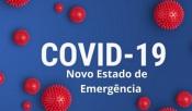 12º estado de emergência a partir das 00h00 de 2 de março. Veja aqui as medidas a vigorar