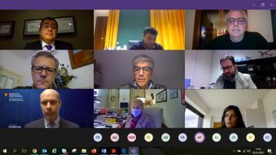 Autarcas do Alto Alentejo discutiram apoios aos municípios no combate à pandemia com ministra da Modernização e Administração Pública