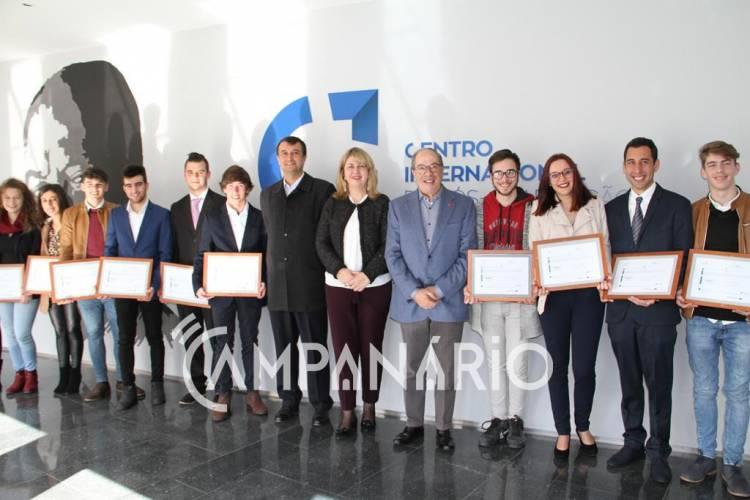 Centro Internacional Comendador Rui Nabeiro entregou diplomas a 10 formandos (c/som e fotos)