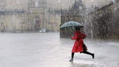 Vem aí chuva e descida das temperaturas a partir de 5.º feira