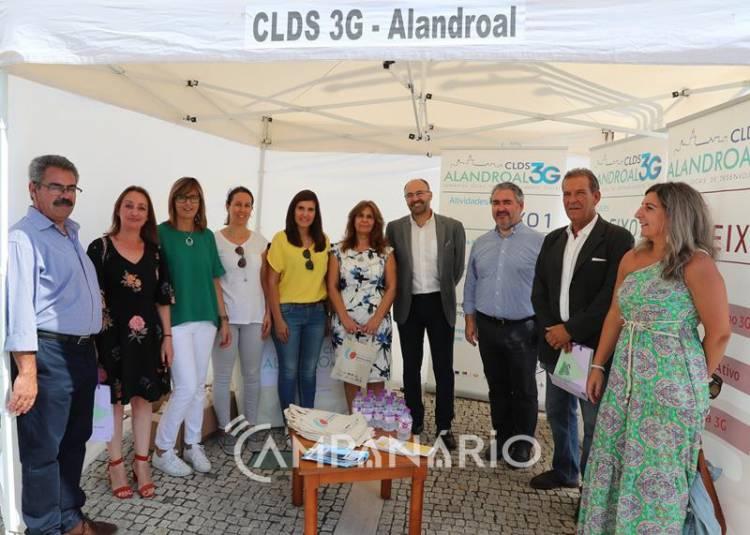 CLDS Alandroal desenvolveram 25 projetos desde 2015, aponta diretor distrital da Segurança Social (c/som e fotos)