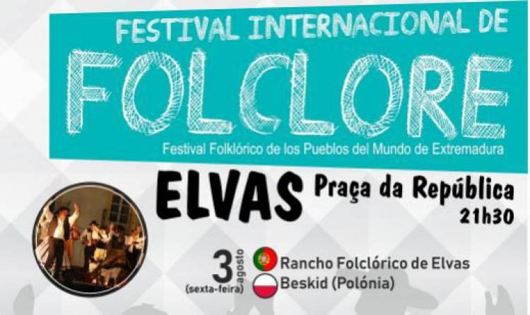 Elvas volta a receber Festival Internacional de Folclore
