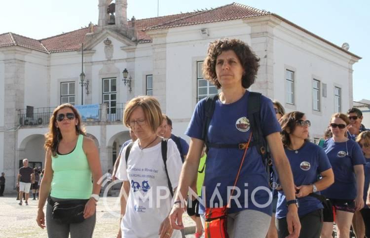 """""""Basta deslocarmo-nos a pé que estamos a contribuir para um planeta melhor"""", diz António Recto no Dia Europeu Sem Carro (c/som e fotos)"""