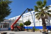Câmara Municipal de Mora remove amianto da Escola EB 2,3/s