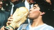 Morreu Diego Maradona, considerado um dos maiores futebolistas da história.