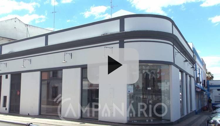 Veja o vídeo da transformação do café central em Reguengos de Monsaraz