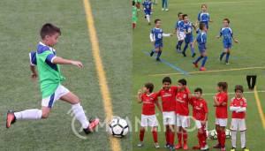 """Apresentada a Escola de Futebol Benfica Alandroal / CCDT que """"irá agregar, dinamizar e trazer mais crianças ao concelho"""", diz Pres. João Grilo (c/som e fotos)"""