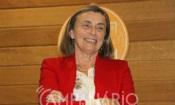 """""""Escola de Medicina em Évora já está candidatada ao PRR e esperamos decisão até final do mês"""" diz Reitora da Universidade de Évora(c/som)"""