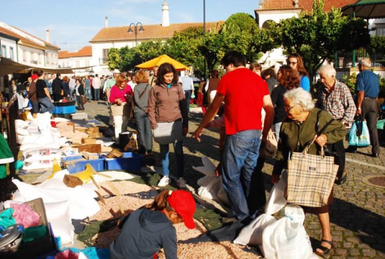 Tradicional Feira dos Cereais realiza-se em Gavião este domingo