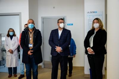 Novo Centro de Saúde do Crato abriu portas hoje