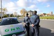 291 detidos e 7.353 infrações rodoviárias são alguns dos resultados da atividade da GNR entre 08 e 14 de janeiro