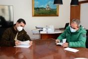 Município de Monforte renova protocolo de colaboração para funcionamento do Centro de Estudos