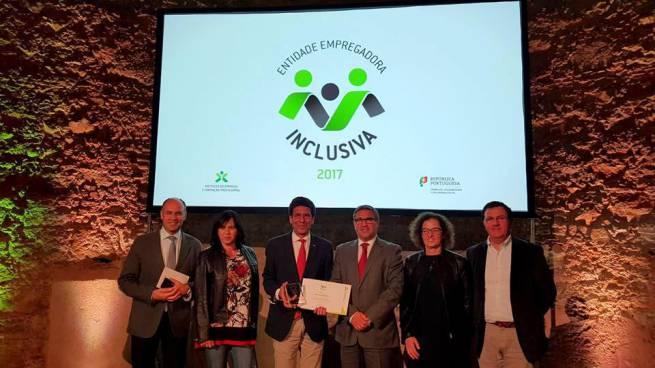 """Município de Portel distinguido a nível nacional por práticas de """"inclusão de  cidadãos com deficiência no mercado de trabalho"""", diz Delegado Regional do IEFP (c/som)"""
