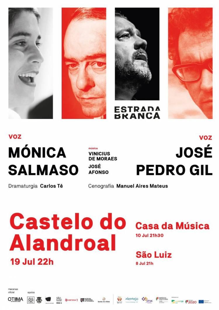 """""""Estrada Branca"""" Um concerto Imperdível no castelo do Alandroal"""