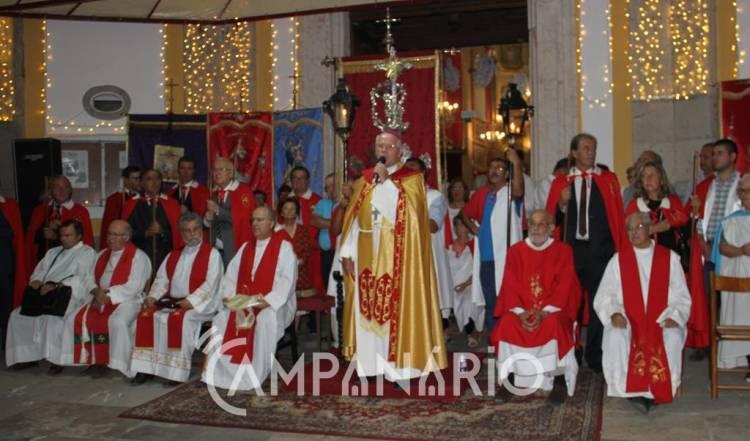 """Feira de São Mateus é """"uma verdadeira romaria"""" de devoção ao Senhor Jesus da Piedade, diz Arcebispo de Évora (c/som e fotos)"""