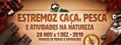 Caça, pesca e atividades na natureza em Estremoz