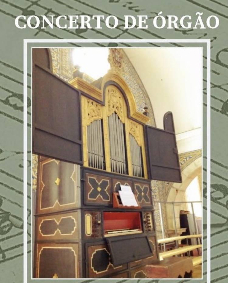 O Órgão histórico do Santuário de Nossa Senhora da Conceição voltará a tocar em concerto pelas mãos do organista Paulo Novado