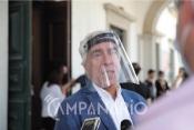 COVID-19: Surto no lar ilegal de Évora está estabilizado, afirmou Presidente da Câmara