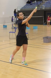 Atleta Eborense nos Campeonatos do Mundo de Seniores Badminton