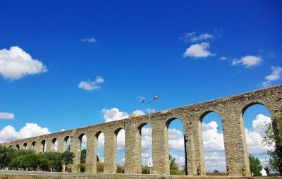 Município de Évora vai proceder á reparação de nascentes e condutas do Aqueduto da Água de Prata