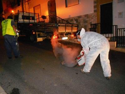Câmara de Aljustrel promove ações de desbaratização e desratização na rede de saneamento