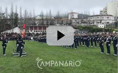 Veja o vídeo em 1ª mão do compromisso de honra dos novos militares da GNR em Portalegre