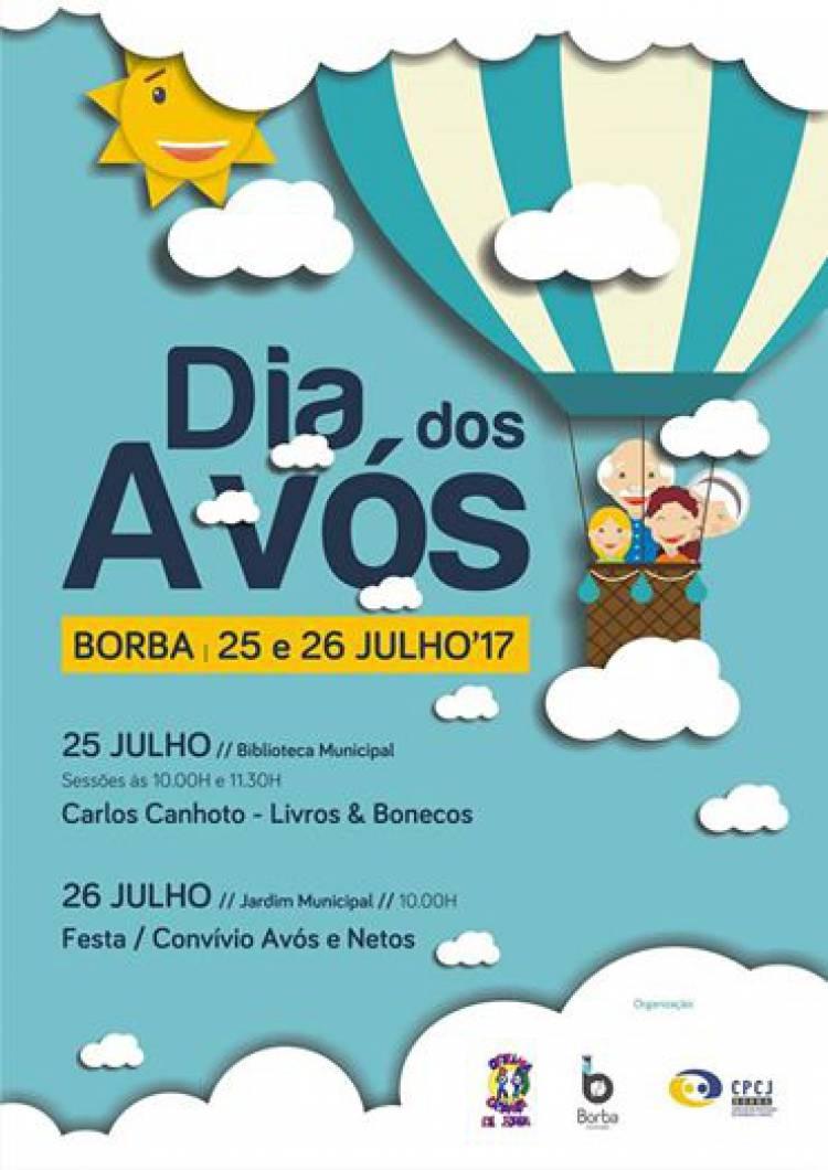 Borba irá celebrar o Dia das Avós