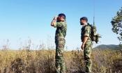300 militares das Forças Armadas no terreno pelo menos até domingo