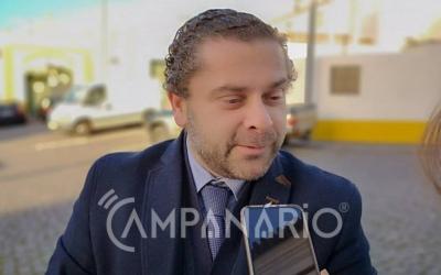 """António Bastos deixa a direção dos Bombeiros de Alandroal """"em situação sólida a todos os níveis, principalmente no financeiro"""" (c/som)"""