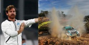 Baja Portalegre: Treinador André Vilas Boas participa na mítica prova TT no Alto Alentejo