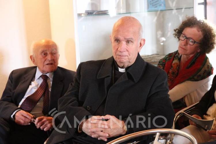 """""""Os cristãos têm que assumir a sua fé"""" sem medo nem vergonha, respeitando todas as religiões, afirma Arcebispo Emérito de Évora (exclusivo c/som)"""