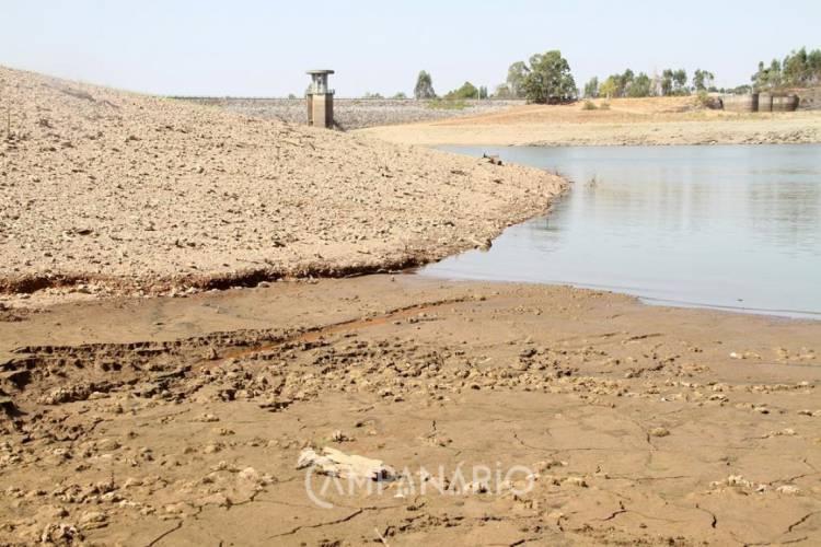 Conheça o volume de água armazenado nas barragens alentejanas