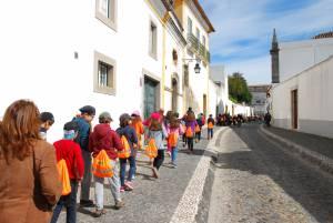 Mais de mil e quinhentas crianças(papa léguas)vão invadir Évora