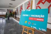 Covid 19 - Vacinação arrancou esta quarta-feira no concelho de Moura