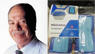 Hospitais alentejanos recebem batas, máscaras e viseiras produzidas pelo grupo Nabeiro
