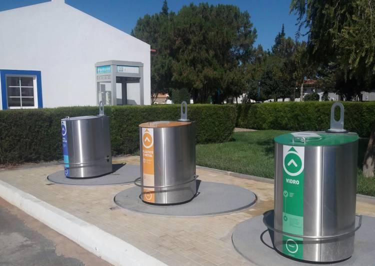 Município de Ourique instala novos ecopontos
