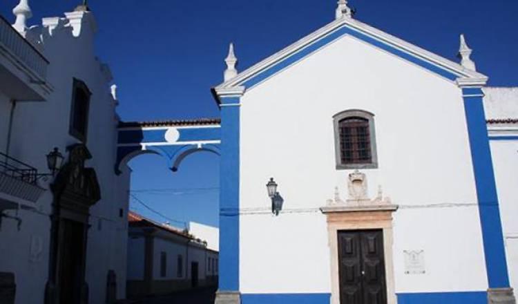 Com apenas 50% de financiamento comunitário, intervenção no telhado da Igreja da Misericórdia de Mourão, poderá não avançar, diz Provedor da Santa Casa (c/som)