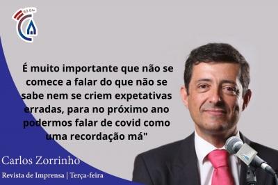 Comentário Semanal do eurodeputado Carlos Zorrinho aos microfones da Rádio Campanário(com som)
