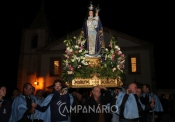 Veja a reportagem da RC: Centenas de devotos da Padroeira de Portugal participaram na procissão das velas